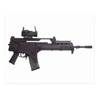 自動火器G36 はがき