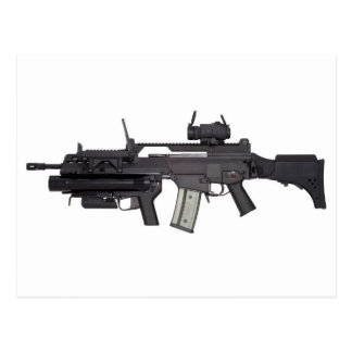 自動火器G36 ポストカード