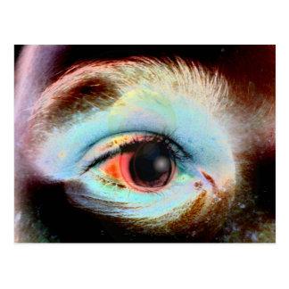 自動起重機eye2 ポストカード