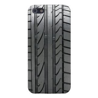 自動車タイヤの箱カバー iPhone 5 CASE