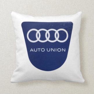 自動連合枕 クッション