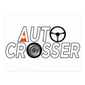 自動Crosser ポストカード