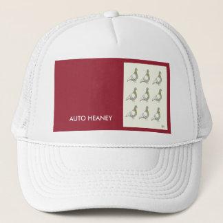 自動Heaneyハト帽子 キャップ