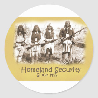 自国の保安 ラウンドシール