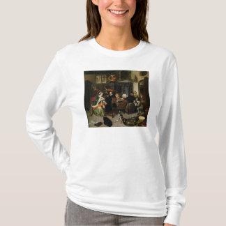 自堕落な世帯1668年 Tシャツ