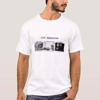 自己によって指示される信頼-祈りの言葉の明示 Tシャツ