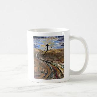 自己に死ぬ生存 コーヒーマグカップ