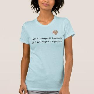 自己の話者 Tシャツ
