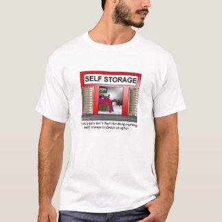 自己の貯蔵の漫画のTシャツ Tシャツ