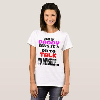 自己への話 Tシャツ