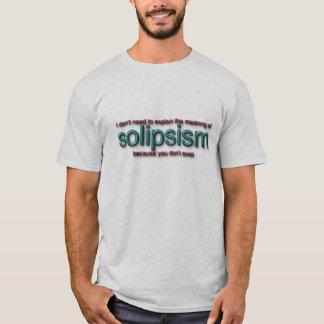 自己中心主義 Tシャツ