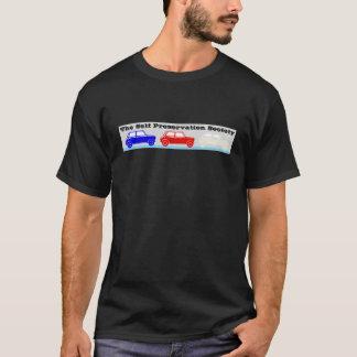 自己保存の社会 Tシャツ