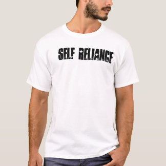 自己信頼のワイシャツ Tシャツ
