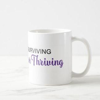 自己心配の断言のマグ コーヒーマグカップ