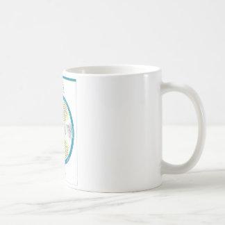 自己心配の車輪プロダクト コーヒーマグカップ
