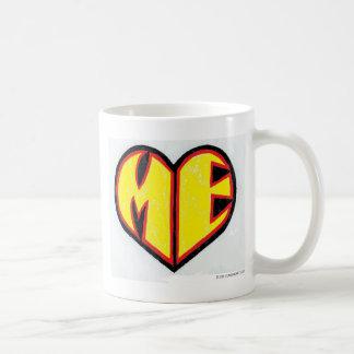 自己愛 コーヒーマグカップ