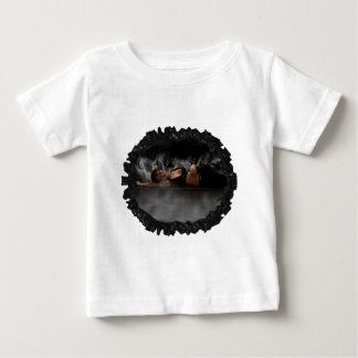 自己犠牲 ベビーTシャツ