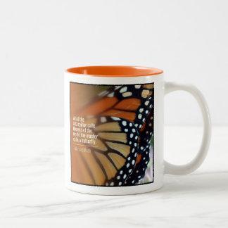 自己発見のマグ ツートーンマグカップ