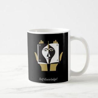 自己認識 コーヒーマグカップ