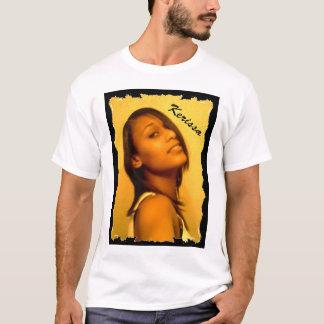 自己Portrage Tシャツ