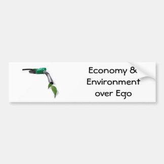 自我上の代わり燃料、経済及び環境 バンパーステッカー