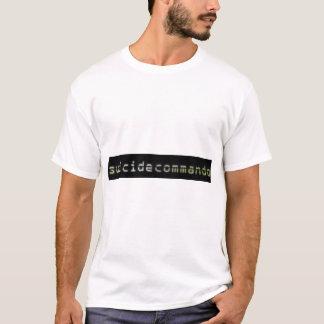 自殺のコマンド Tシャツ