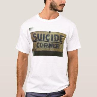 自殺のコーナー Tシャツ