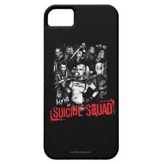 自殺の分隊|のグランジなグループの写真 iPhone 5 COVER