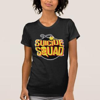 自殺の分隊|の爆弾のロゴ2 Tシャツ