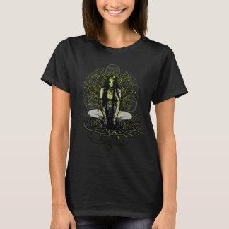 自殺の分隊|の魔法使いの魔法の円 Tシャツ