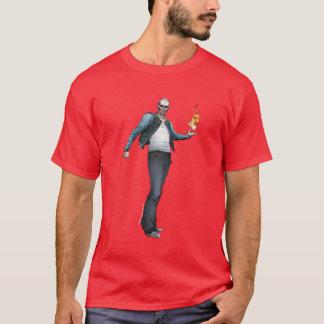 自殺の分隊| El Diabloの漫画本の芸術 Tシャツ