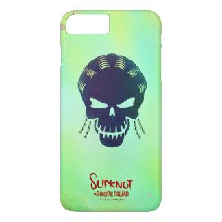 自殺の分隊| Slipknotのヘッドアイコン iPhone 7 Plusケース