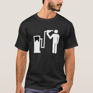 自殺のpumper tシャツ