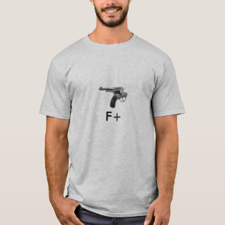 自殺リボルバーF+ Tシャツ
