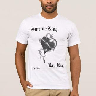 自殺王、光線光線 Tシャツ
