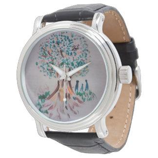 自然および家族 腕時計