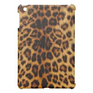 自然なヒョウの点 iPad MINI カバー