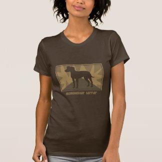 自然なマンチェスターテリア Tシャツ