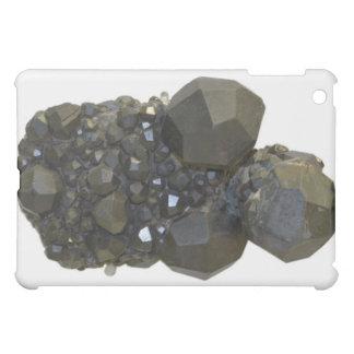 自然な型枠のガーネット iPad MINI カバー
