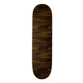 自然な木製の一見 スケートボード