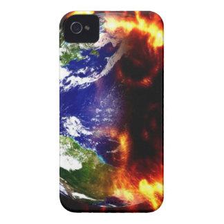 自然な災害 Case-Mate iPhone 4 ケース