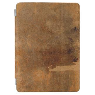 自然な牛皮のスエードの革 iPad AIR カバー