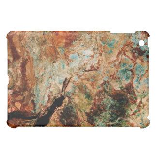 自然な石造りのiPadの場合 iPad Miniケース