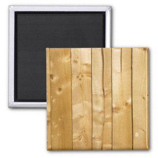 自然な結ばれた軽い木製のパネルの写真 マグネット
