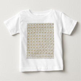 自然な編まれたパターン ベビーTシャツ