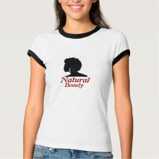 自然な美しいの信号器 Tシャツ