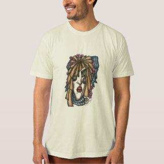 自然な色人のTのMildred Tシャツ