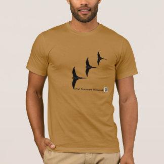 自然なPT11人のオーガニックなTシャツ Tシャツ