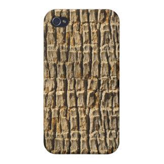 自然にクールなSurfaces_Palmの樹皮 iPhone 4/4S カバー