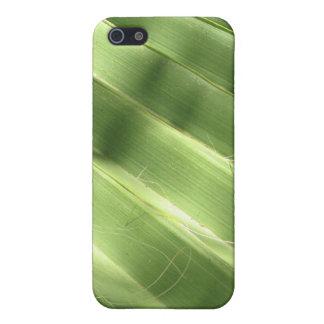 自然にSurfaces_Flutedのクールな葉状体 iPhone 5 Cover